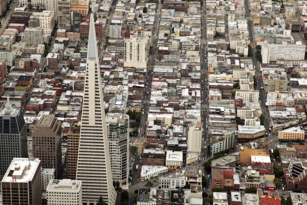 Aerial Photography San Francisco - Robert Barbutti Photography